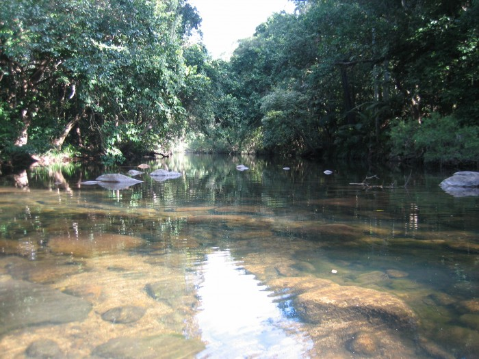 Jourama Falls, Paluma National Park